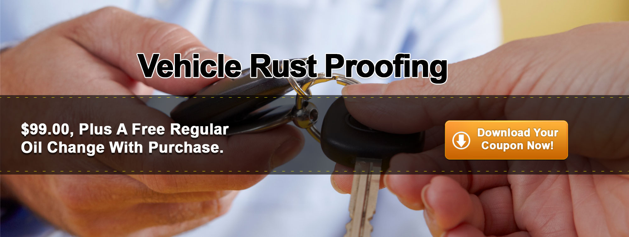 Economy Lube Rust Proofing